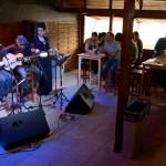 Concert de Milady en terrasse  au Pacific Rock pour les Scènes d'été 2013.