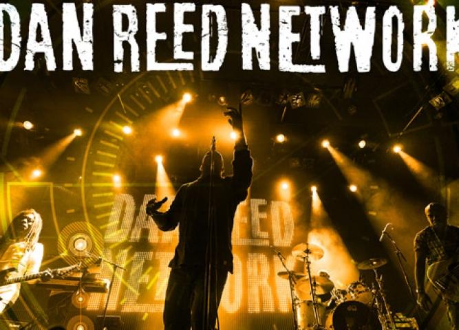 Dan Reed Network Poster